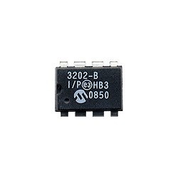 2-Channel 12-Bit A/D Converter with SPI Serial Interface