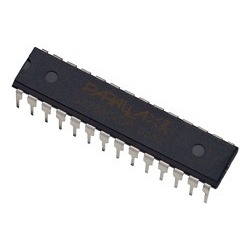 BASIC Stamp 2SX Interpreter Chip (DIP)