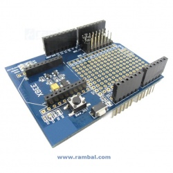 Controlador Shield Xbee