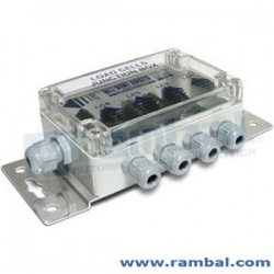 Amplificador Celda de Carga XH22