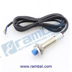 Sensor Inductivo de Proximidad a Metales 4mm
