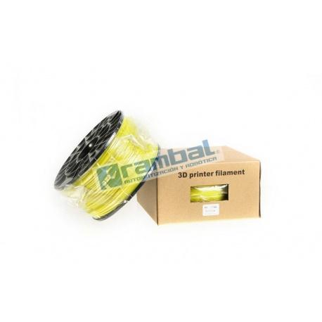 Rollos de Filamento 1.75 mm