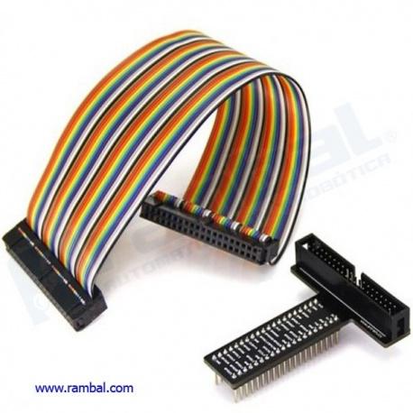 Kit GPIO Raspberry Pi B+