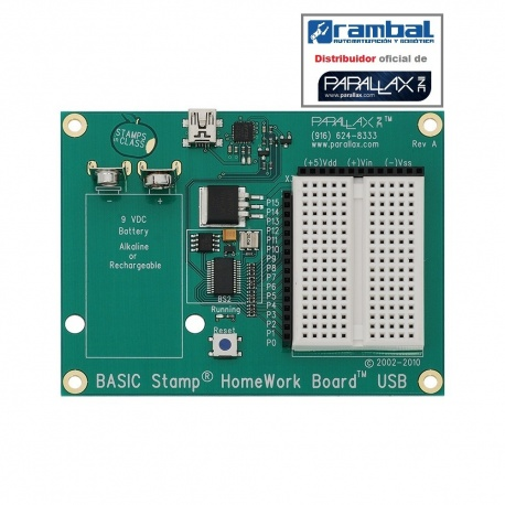 Rambal Board USB