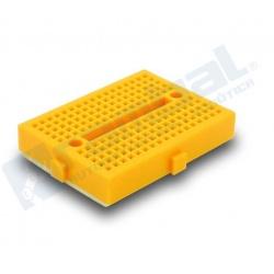 Breadboard-Mini Modular(Amarillo)