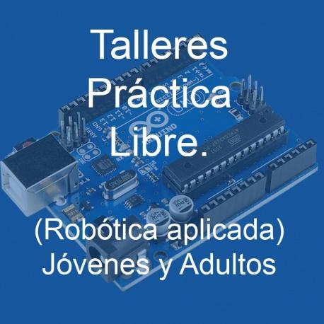 Taller Práctica Libre (Robotica aplicada)