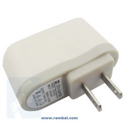 Transformador 5V USB 2000mA Regulado