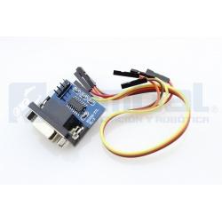 Conversor RS232 a TTL VER:3.0