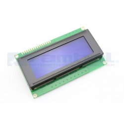 Pantalla LCD de Caracteres 20x4 modelo 2004A