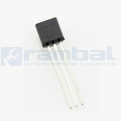 Sensor Temperatura LM35D