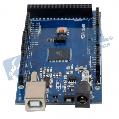 Arduino Mega 2560 Fabricado en Taiwan