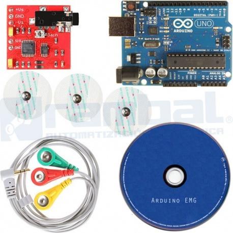 Kit Arduino EMG - 2