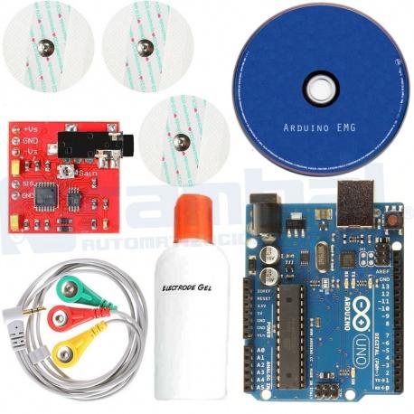 Kit Arduino EMG - 3