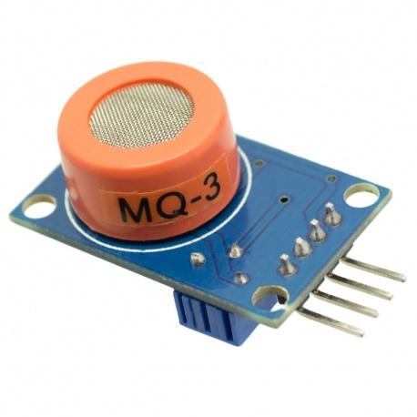 MQ3 Sensor Etanol Alcohol