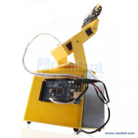 Brazo Robotico Arduino Mega