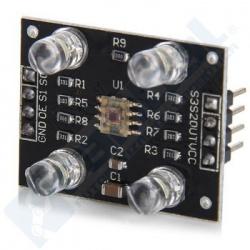 TCS3200 Sensor Color