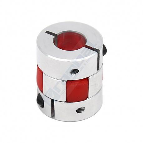 Flex Shaft Coupler Acoplamiento 8x12mm