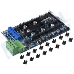 Reprap Arduino Mega Pololu Shield (RAMPS 1.5 Assembled) PLUS