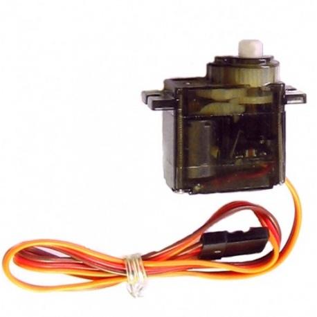 MICRO Servo Motor (Giro restringido a 180º)