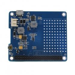 Shield UPS Hat para Raspberry Pi