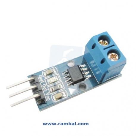 Sensor Corriente de 5A