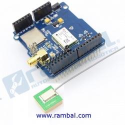 Shield GPS con Antena