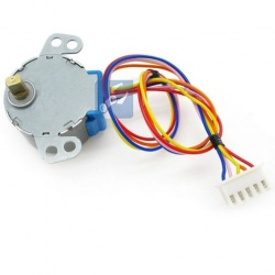 Stepper Motor Reductor 1:60 ( Promo. : 2 X $6.800 )