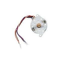 4-Phase 12 Volt Unipolar Stepper Motor , Motor paso paso