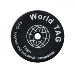 RFID 30mm Round Tag