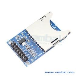Modulo socket tarjeta SD