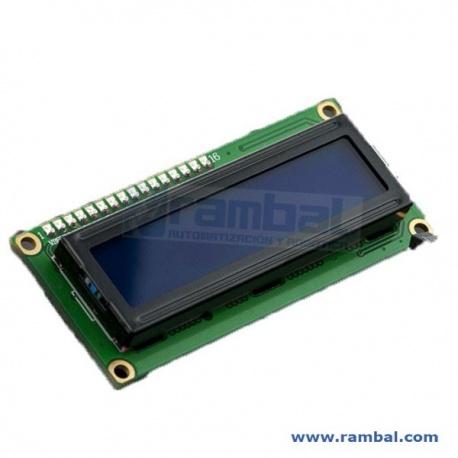 Display LCD Serial I2C 2x16 2016