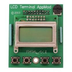 LCD Terminal AppMod