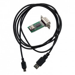 Conversor USB - Serial (Posee Cable)