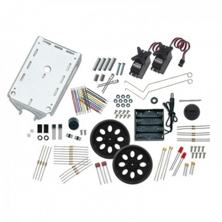 Robotics with the Boe-Bot Parts Kit