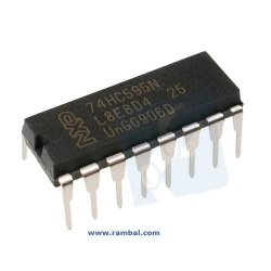 74HC595N Shift Register