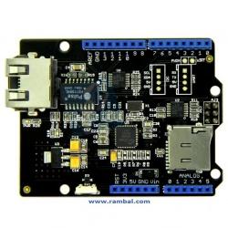 Ethernet Shield W5200 (sin PoE)