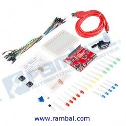 Mini Inventors kit Redboard ( Sin CD)