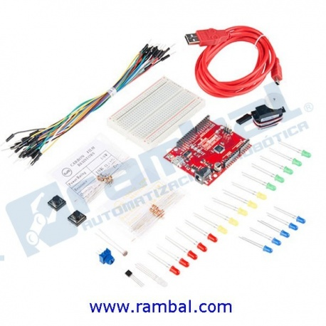 Mini Inventors kit Redboard ( Sin CD)