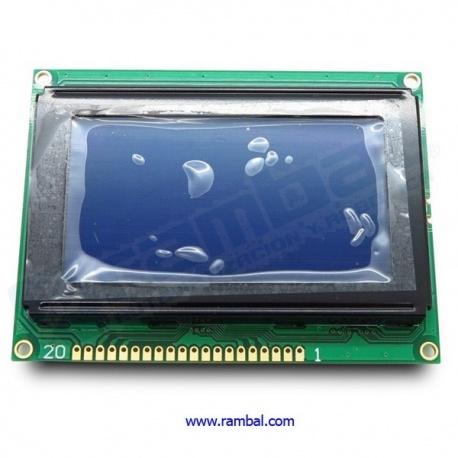 Pantalla LCD grafica de 128x64