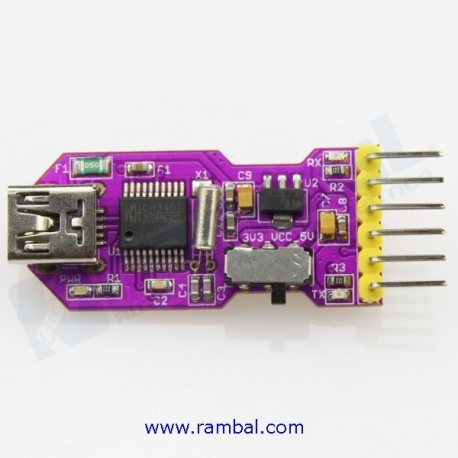 Conversor USB - Serial CH340