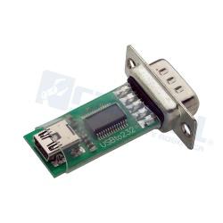 Conversor puerto USB a Serial