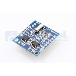 Pequeño Reloj RTC para Arduino