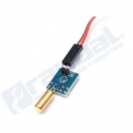 Tilt sensor with board