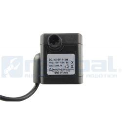 Bomba Sumergible Portatil Brushless 5V USB