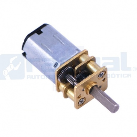 Motor Micro Caja Engranes