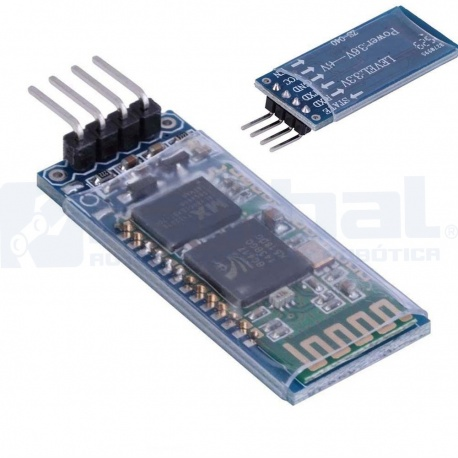 Modulo Bluetooth Serial HC-06