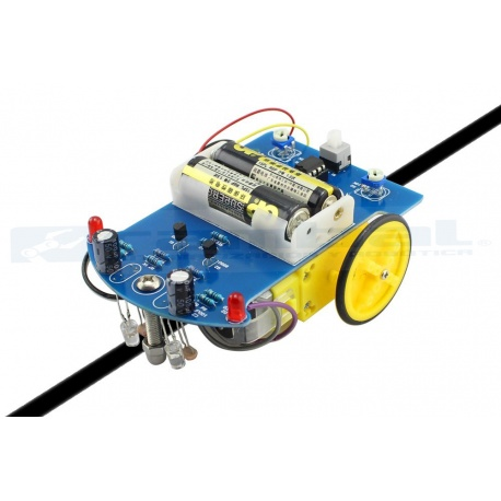 Tracking Rambal Car Robot