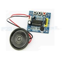 Modulo Grabacion y Reproduccion de Audio