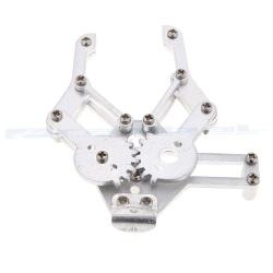 Brazo Robotico de Pinza Metalico