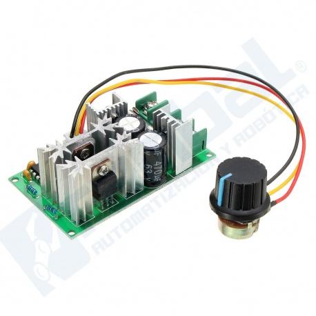 Regulador Velocidad Motor PWM